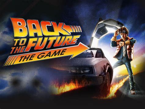 imagenes hd volver al futuro cinco videojuegos para volver al futuro enter co