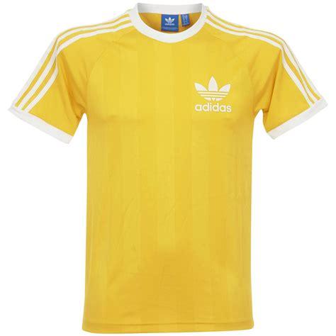 Tshirt Adidas Yellow adidas uk shop clfn yellow t shirt cf5305