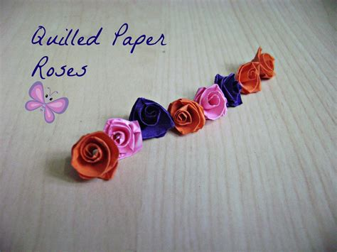 quilling tutorial in bangalore diy quilled roses tutorial moonshine and sunlight
