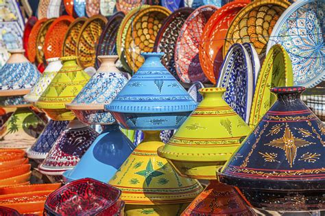 The Blue City Morocco by Explore The Colors Of The Marrakesh Souk In Pictures