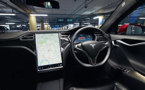 tesla model s interior 2017 2017 tesla model s review the future of driving
