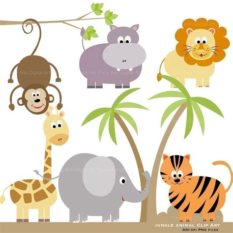 free animal clipart animals clipart free large images