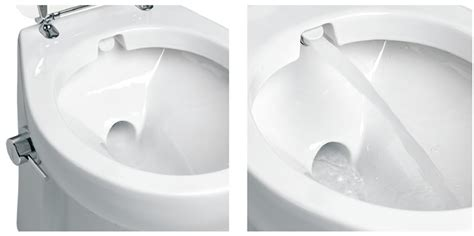 vaso con bidet incorporato in with the bidet acph