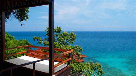 boutique resort tioman island malaysia romantic beach