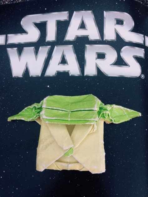 How To Make Origami Yoda From The Cover - cover yoda origami yoda