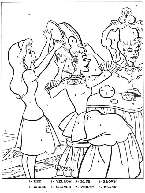 vintage coloring book pages az coloring pages