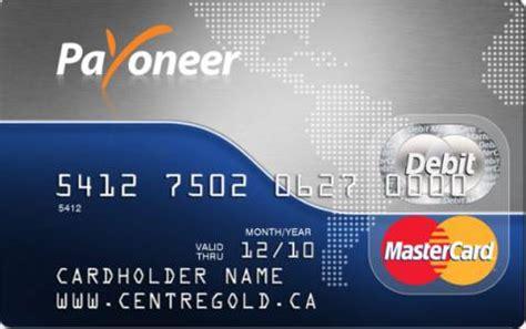 Payoneer Debit Card Payoneer Mastercard Payment From Bangladesh