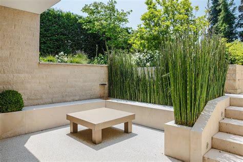 sichtschutz terrasse pflanzen gallery of sichtschutz terrasse pflanzen