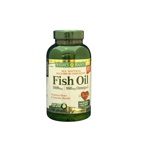 Fish Oil Supplements - Bing images