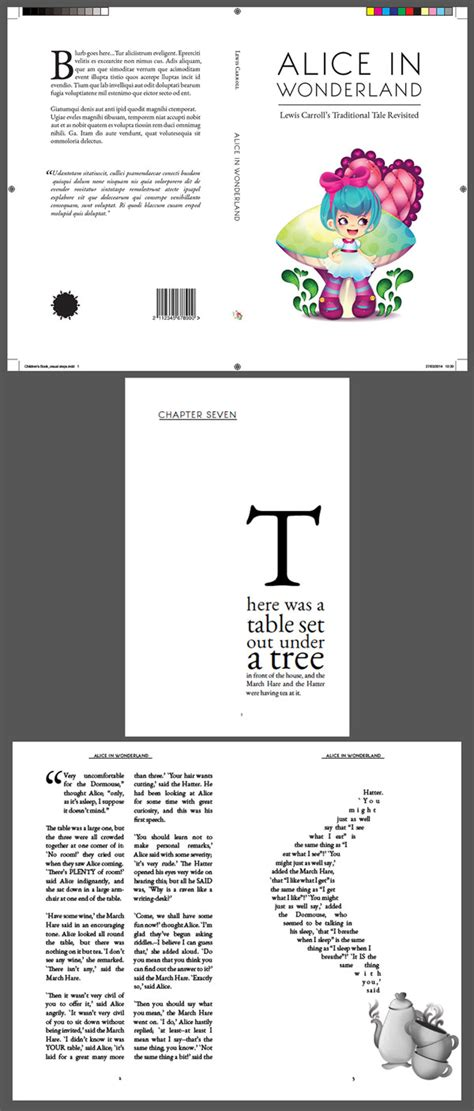 layout design tutorial create beautiful page layouts and a striking cover for a