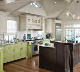 Two Color Kitchen Cabinet Ideas 60 Inspiring Kitchen Design Ideas Home Bunch Interior
