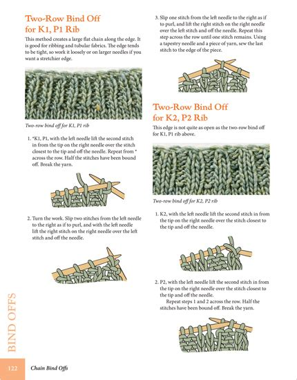 how to cast of in knitting martingale cast on bind print version ebook bundle
