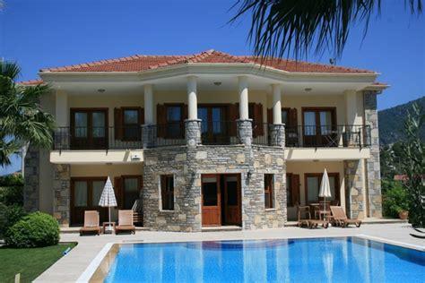 4 Bedroom Villas Dalyan Villa In Dalyan Turkey With 4 Bedrooms Swimming Pool 7724