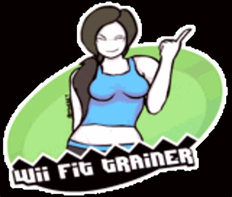 Wii Fit Trainer Meme - wiifit trainer for forum sigs wii fit trainer know