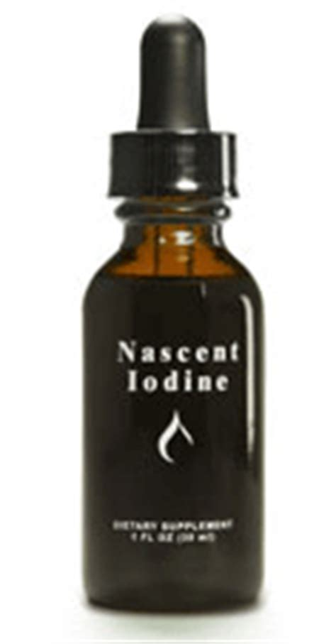How To Detox With Iodine by Nascent Iodine Fluoride Bromide And Radiation Detox