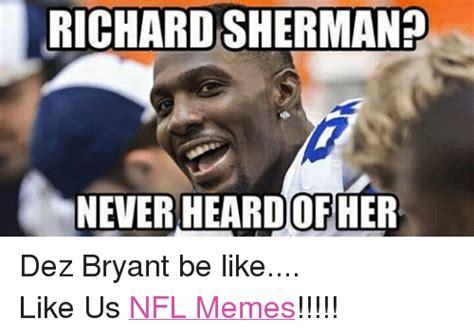 Dez Bryant Memes - funny richard memes of 2017 on sizzle j o