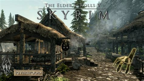 how to buy a house in riverwood skyrim wallpaper riverwood by redryk7 on deviantart