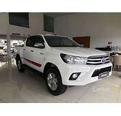 Toyota Hilux 2017 G 24 In Penang Automatic Pickup Truck