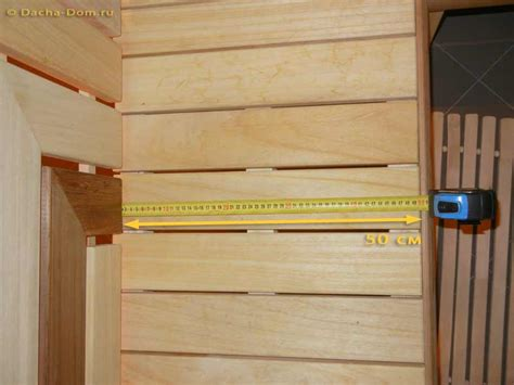 bench sizes sauna bench dimensions