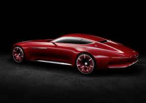 mercedes new car vision mercedes maybach 6 news photos by car magazine