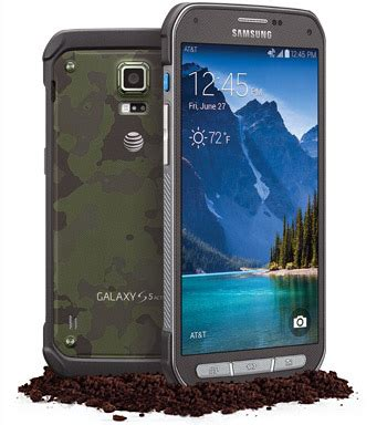 samsung galaxy  active pictures official