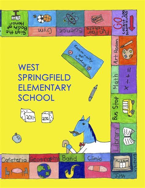 chalkboard school yearbook covers elementary school elementary school yearbook cover ideas google search