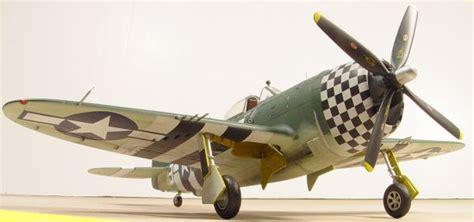 Monogram 1/48 P-47D Thunderbolt P 47d Thunderbolt