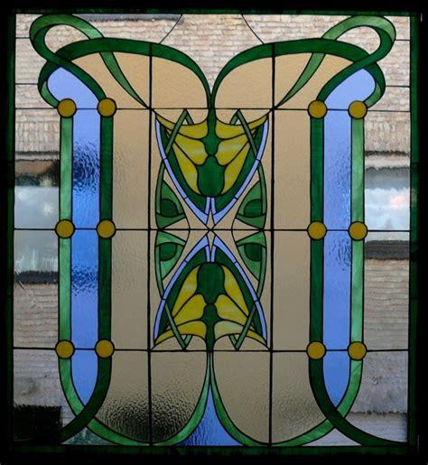 Fenster 90 X 100 by Ursula Morsbach Glaskunst Und Mosaike