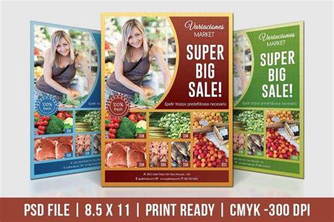 14 Supermarket Flyer Designs Templates Psd Ai Free Premium Templates Supermarket Flyer Template Free