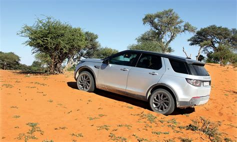land rover sport road road test land rover discovery sport 2 2sd4 hse at