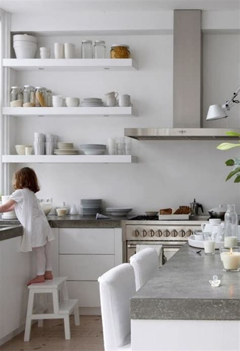 Open Shelving by Open Shelving For An Affordable Kitchen Update