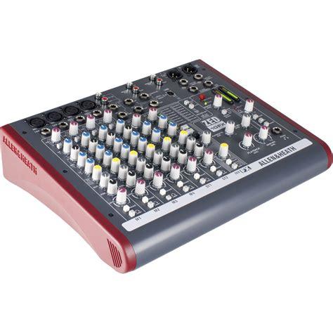 Mixer Zed allen heath zed 10fx multi purpose miniature mixer ah zed10fx