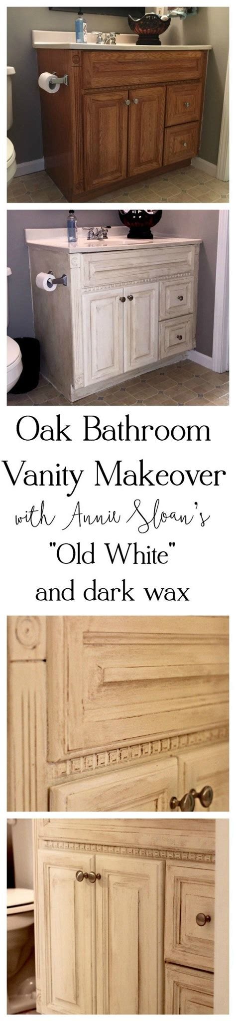 painting oak cabinets white with chalk paint painting oak with annie sloan chalk paint vanities