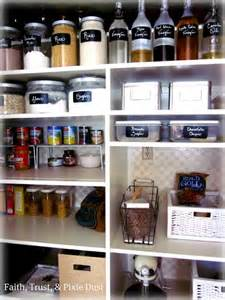 Ikea Pantry Organization by Home Sweet Home On A Budget Pantry Organization Diy
