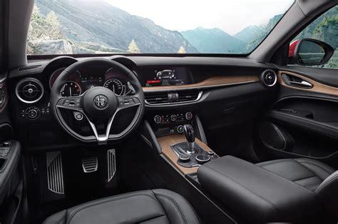 Alfa Romeo Interior by 2018 Alfa Romeo Stelvio Review The Big Italian Motor Trend