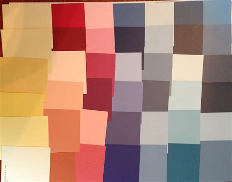 diy with paint swatches lacuna loft