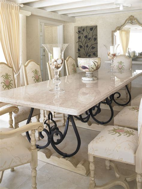 White Marble Dining Room Table Dining Room Oval Marble Dining Table In White With Brown Comfort Circle