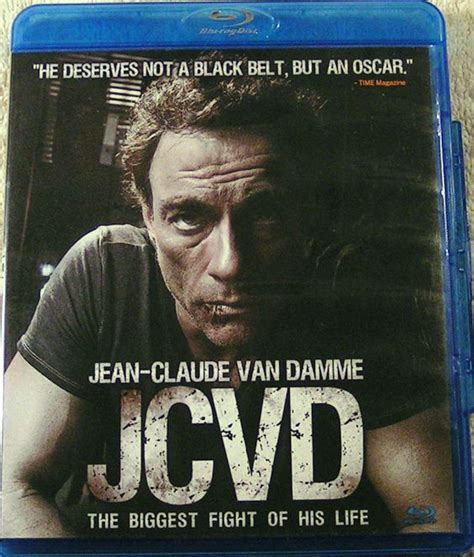 jean claude van damme biography childhood life new post jcvd blu ray disc 2009 the biggest fight of