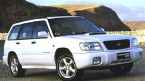 1997 subaru forester used car review subaru forester 1997 2002 carsguide