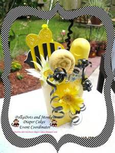 bumble bee baby shower decoration and gift by