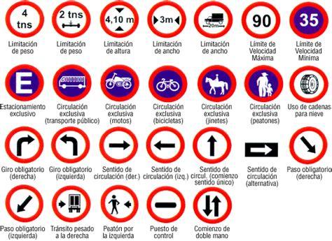 imagenes visuales informativas se 241 ales de transito reglamentarias sideat
