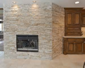 rock tile fireplace stack fireplace living room contemporary with 12