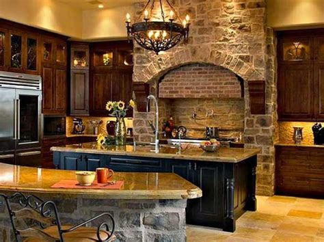 stone kitchen ideas 22 stunning stone kitchen ideas bring natural feel into