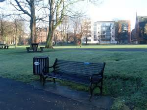 Bench Marked Queen S Park Glasgow 169 Stephen Sweeney Geograph
