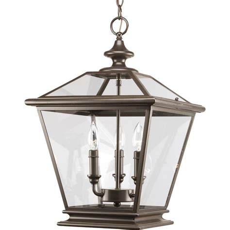 progress lighting crestwood collection antique bronze 3