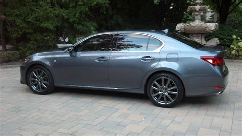 can other fs 2007 lexus is 350 sport package with extras mi fs 4 lexus gs f sport 19 inch graphite rims and tires