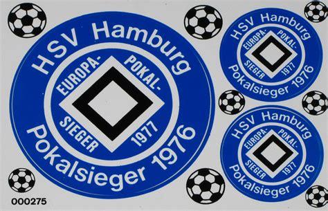 Hsv Aufkleber Auto by Hamburger Sv Zvab