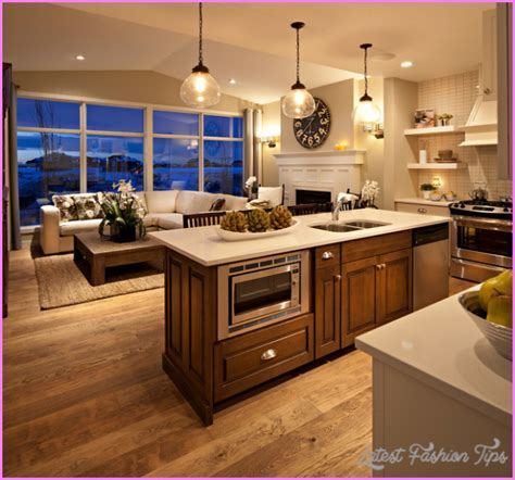 kitchen great room ideas 10 kitchen great room design ideas latestfashiontips