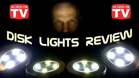 solar powered lights as seen on tv bell howell disk lights review solar powered lights as