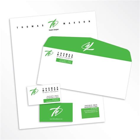 business card letterhead package branded business collateral graphic design forum